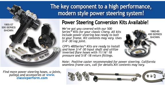 CPP ShopTalk - Power Steering Boxes