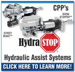 CPP HydraStop Hydraulic Assist Systems