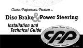 Download CPP Disc Brake & Steering Guide