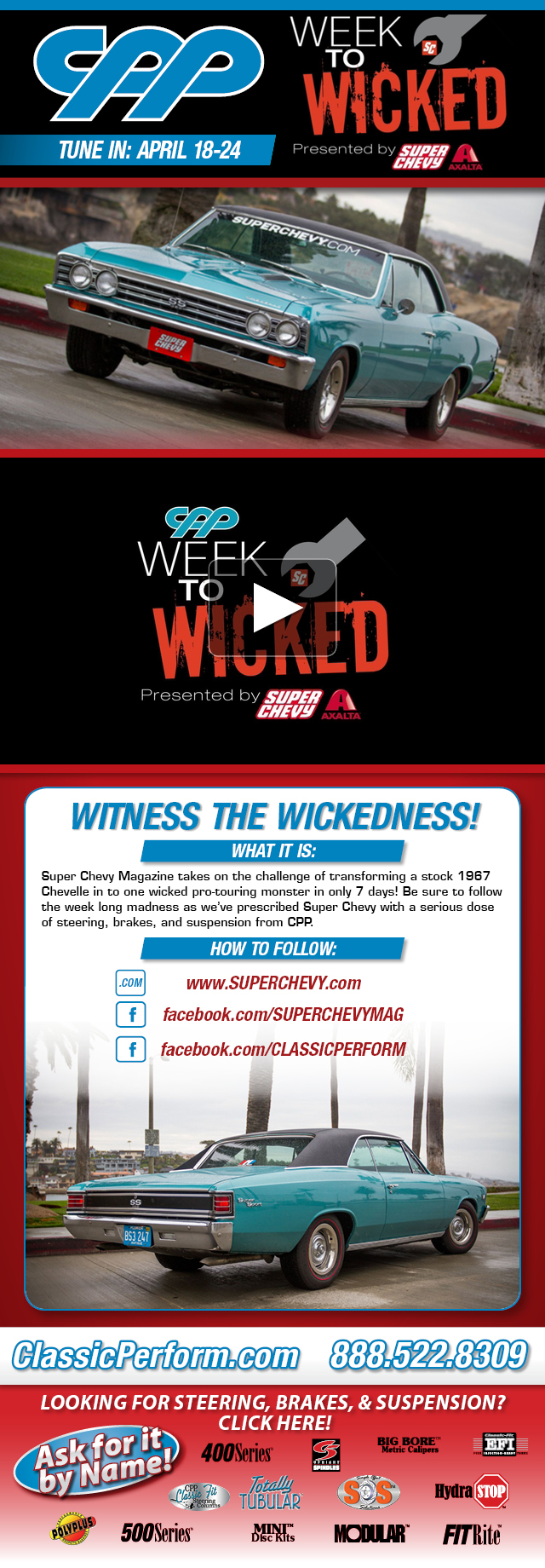 Cpp Week to Wicked